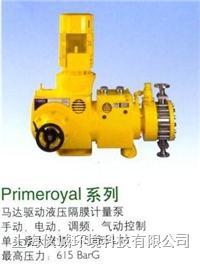 Miltonroy高性能液壓隔膜計量泵 PL.149