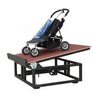 嬰兒車穩定性測試平台 HD-J201