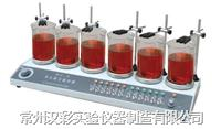 多頭磁力攪拌器 HJ-4  HJ-4