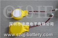 長期供應CR2477 3V 帶線電池 紐扣電池CR2477