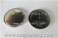 3.6V可充電LIR2430紐扣電池 LIR2430