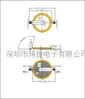 榴莲视频下载 app进入激光點焊CR2016-USB-KEY電池 CR2016
