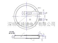 高品質激光點焊CR3032電池接受定製 CR3032