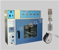 測試各類成品膠粘制品高溫型膠帶保持力試驗機 BLD-1006B