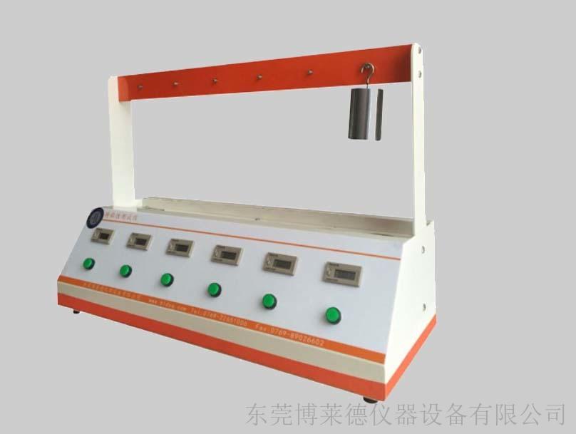 膠粘制品持粘力測試儀/不干膠持粘性測試儀