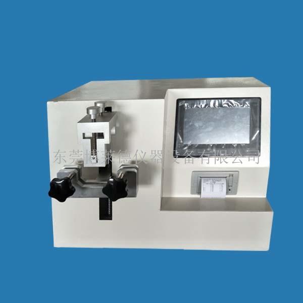醫用采血針管韌性測試機、針灸針針體韌性試驗機、針體韌性測試儀