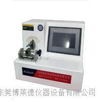 医用采血针管韧性测试机、针灸针针体韧性试验机 BLD-CXZ20