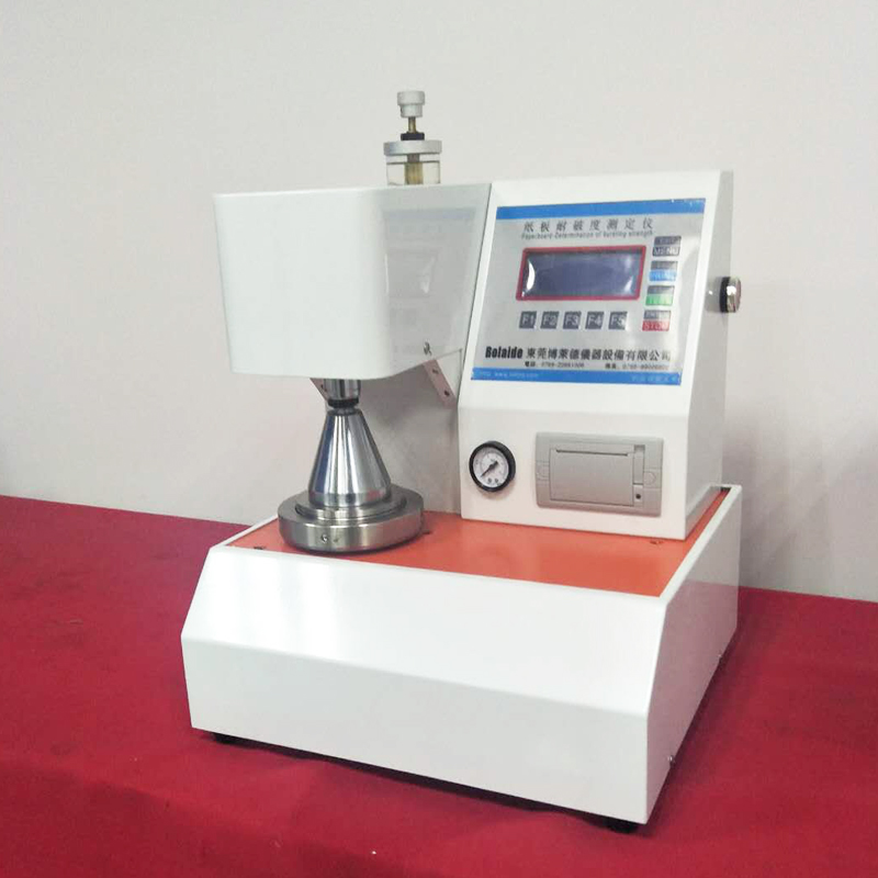 紙箱耐破度測試儀(Bursting Strength Testing Equipment)
