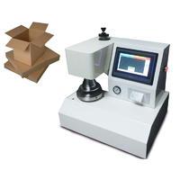 觸摸屏帶曲線監測的紙箱破裂強度試驗機 BLD-608C