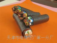 双屏蔽工程网线-千兆CAT6类双屏蔽4N级无氧铜线芯结构 HYA53电话电缆线