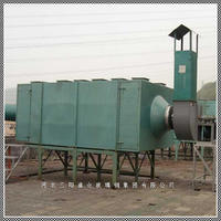 銷售YJT活性碳纖維處理有機廢氣回收裝置