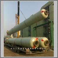 電廠大型脫硫塔設計