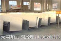 不銹鋼天溝加工/不銹鋼天溝加工廠 100*5*100