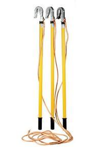 施工接地线,短路接地线,便携式接地线,12米接地线