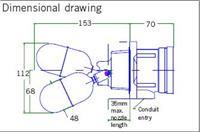 MOBREY防爆側裝浮球液位開關SMN1/SMA1/SMD1/SMB1
