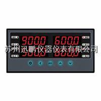 4-20mA雙排顯示控制儀,迅鵬WPD4 WPD4