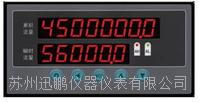 蘇州迅鵬WPKJ-P1流量數顯儀 WPKJ