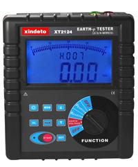 地网接地电阻测试仪,土壤电阻率测试仪 XT2124