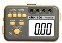 接地電阻測試儀,數字式接地電阻測試儀 VC4105B