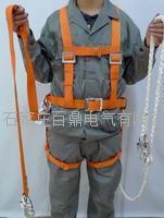 T3XB-II雙鉤雙背繩安全帶 BD-R-004