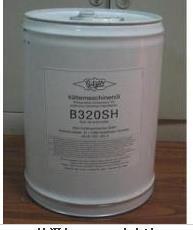 比澤爾B320SH冷凍油