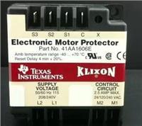 德州儀器KLIXON 電機保護模塊41AA1600E/41AA1606E