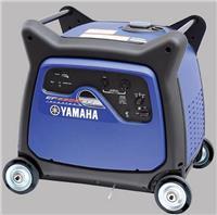 雅馬哈EF6300iSE汽油變頻發電機單相4沖程 電起動 額定輸出5.5KW EF6300iSE