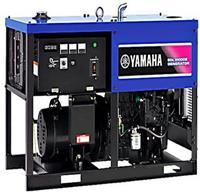 雅馬哈柴油發電機組EDL21000E【單相額定16kw大17.6KVA】 EDL21000E