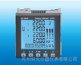 台湾台技T-250多功能电力仪表