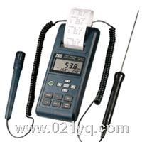 TES-1362 列表式溫濕度計 TES-1362