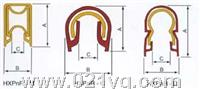滑觸線、集電器 (C,M, Ω ) 型