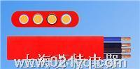 YGCB-L加鋼絲型重型耐熱180℃硅橡套扁平軟電纜