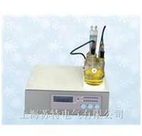 SUTE5504微量水分测定仪
