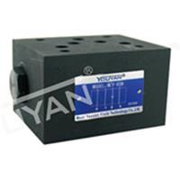 疊加式單向閥 MCV-06,MCV-02P,MCV-03A,MCV-06