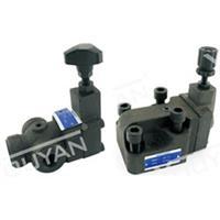 先導式控制溢流閥 BT-03-V-32,BT-06-V-32,BT-10-V-32,BG-03-V-32