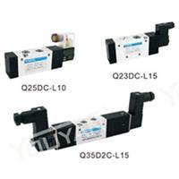 電控換向閥 Q25DC-15,Q25DC-25,Q25DC-L3,