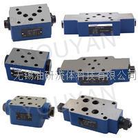 疊加式雙向節流閥  Z2FS 6-2-4X/2QV/60