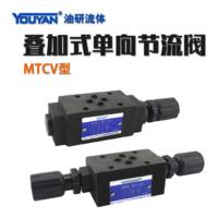 疊加式液控單向閥 MTCV-02A B W, MTCV-03A B W, MTCV-04A B W