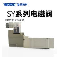 電磁閥 SY5140-4GZD-01 AC220V 出線式