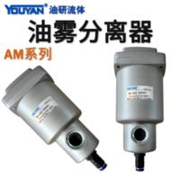 SMC型油霧分離器 AM250-02 手動排水, AM250-03 手動排水, AM250-04 手動排水