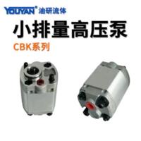 小排量高壓泵 CBK-F0.63 (備注完整型號), CBK-F0.8 (備注完整型號)