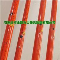高壓絕緣測高桿 8米 10米 12米 15米 18米