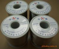 中晨供应多种线径0.6mm-3.0mm-低温焊锡丝