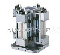 NABEYA鍋屋_LTCV125-400-4_工作臺與平口鉗的使用組合 LTCV125-400-4