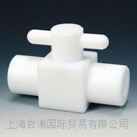 flon株式會社フロンケミカル_氟樹脂(PTFE)二人球閥_NR1203-008 NR1203-008