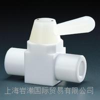 flon株式會社フロンケミカル_氟樹脂(PTFE)二人球閥_NR0001-008 NR0001-008
