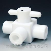 flon株式會社フロンケミカル_氟樹脂(PTFE)二人球閥_NR1204-006株式會社フロンケミカル