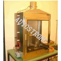 德國WAZAU水平垂直燃燒試驗機 SP-IEC