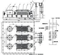 围栏式补偿装置 35kV10800kvar