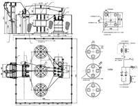 集合式电动调容补偿装置 10(6)kV2700-3600kvar